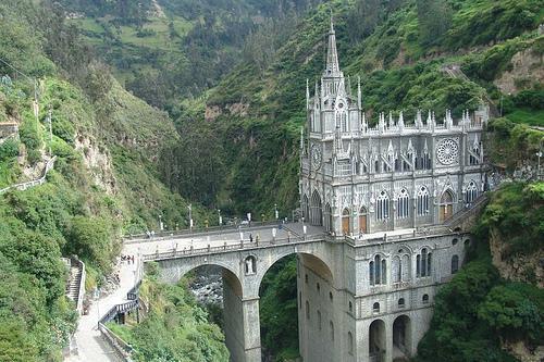 Santuario de Nuestra Señora de las Lajas - Ipiales