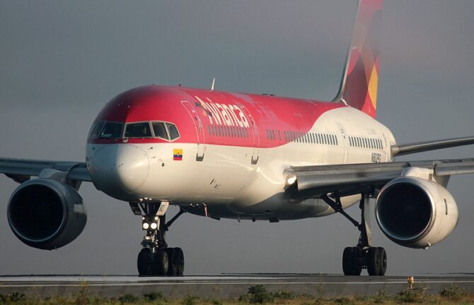 Airbus Avianca Cucuta