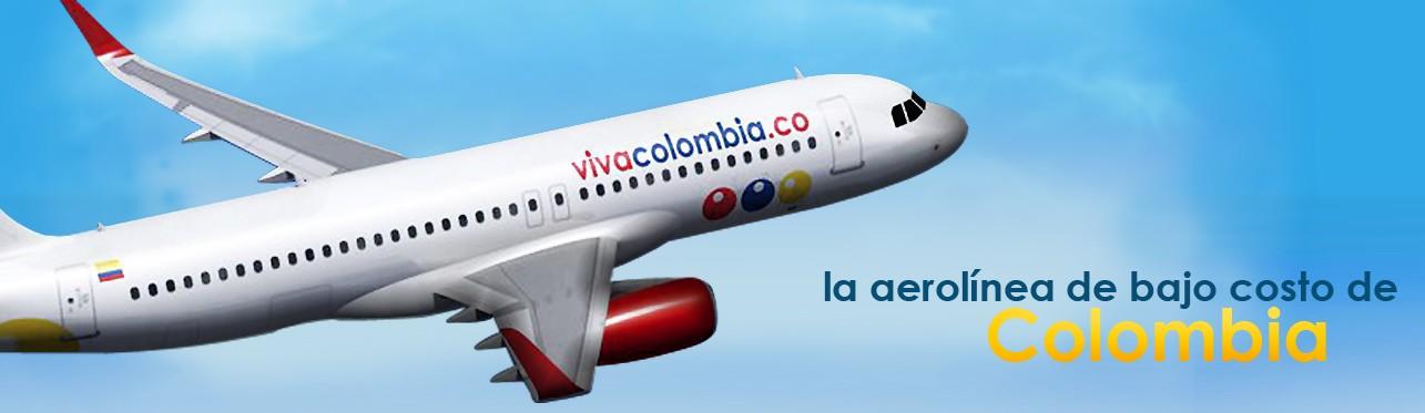 VivaColombia, nueva línea aérea de bajo costo de Colombia