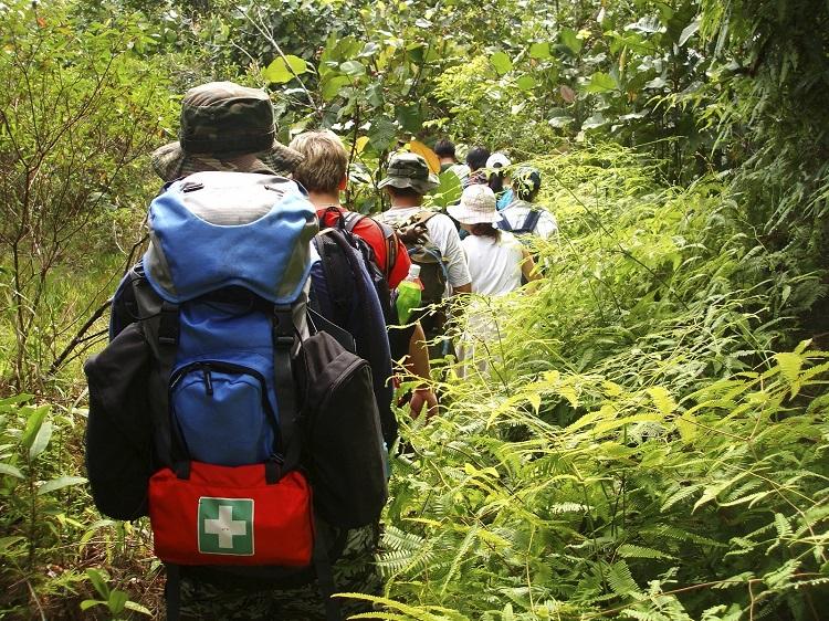 El botiquín de viaje para visitar Colombia